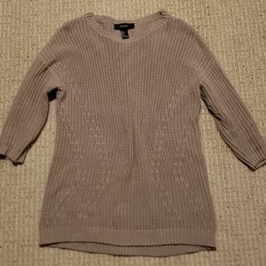 EUC forever21 sweater